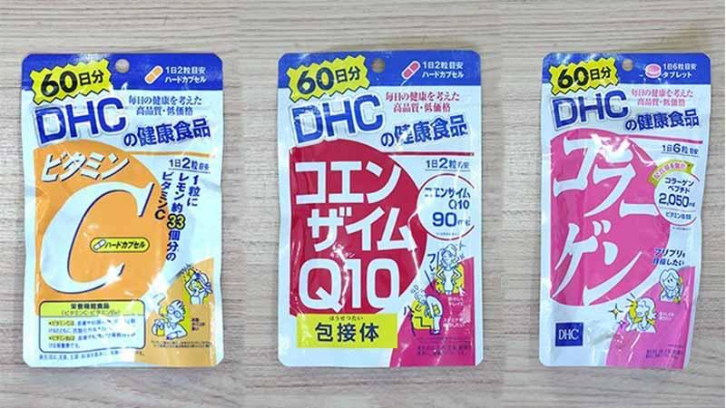 อาหารเสริม DHC